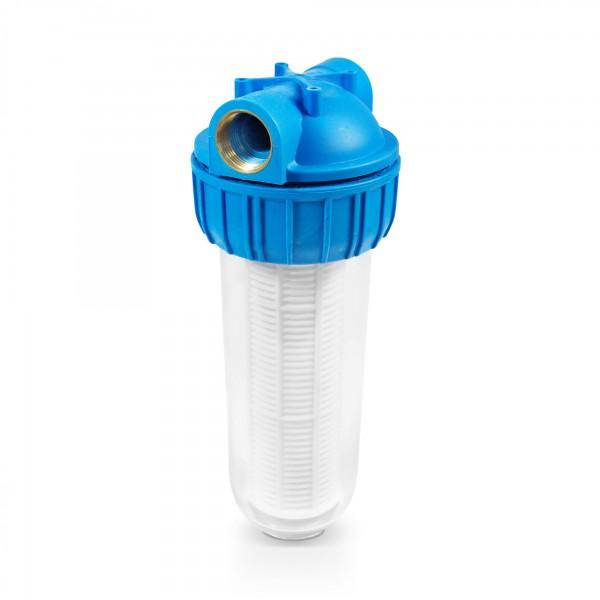 "Berlan Pumpenvorfilter 10"" (25,4cm) - 5000 l/h - 1"" IG"