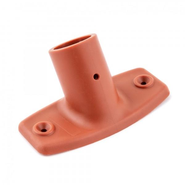 Kunststoff Stielhalter für Stiele mit 25 mm Durchmesser - 4 Löcher
