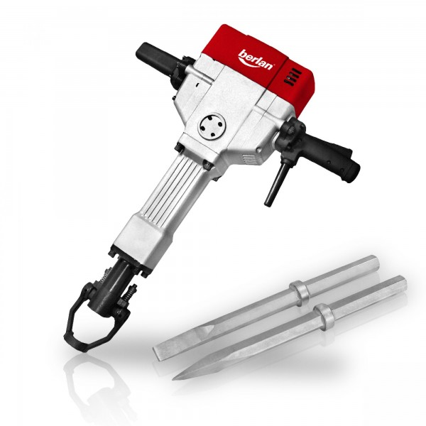 Berlan Abbruchhammer BABH2100 - 2.100 Watt / 50 Joule