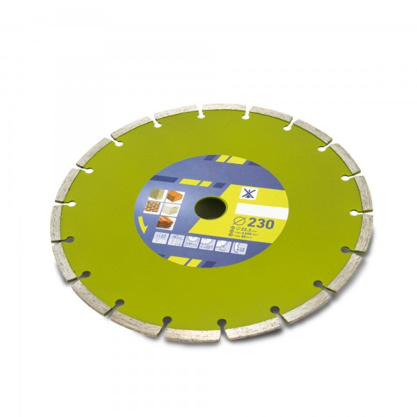 Diamant Trennscheibe SEGMENT BASIC - 230 mm