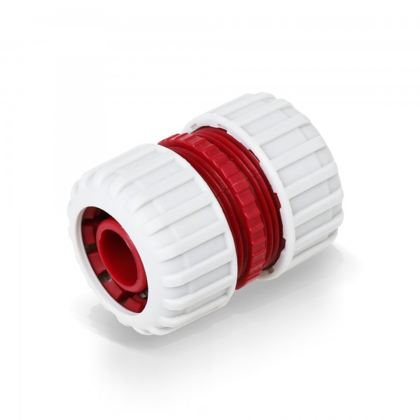 Berlan 3/4'' Zoll Reparator Schlauchverbinder - RED LINE -