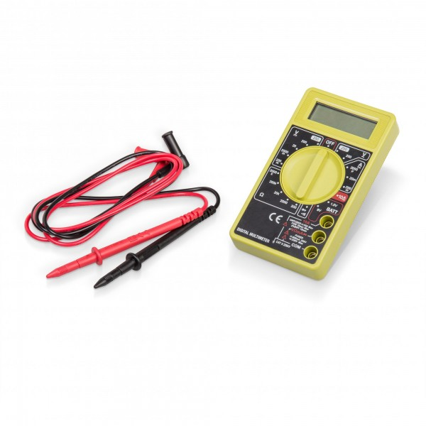 Digital Multimeter - Spannung / Strom / Widerstand - 250V / 10A