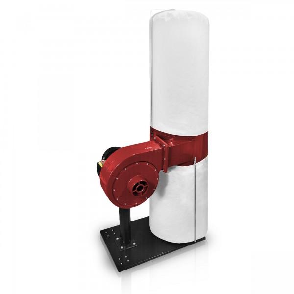 Berlan 750 Watt Absauganlage 60 Liter 1000 m³/h