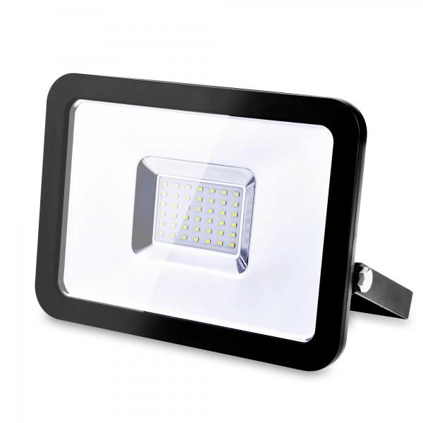 30 Watt Breitwinkel LED-Strahler - 3200 Lumen Eco