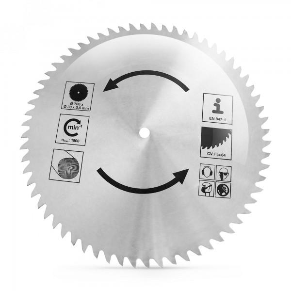 Berlan Sägeblatt für Wippsäge 700 mm