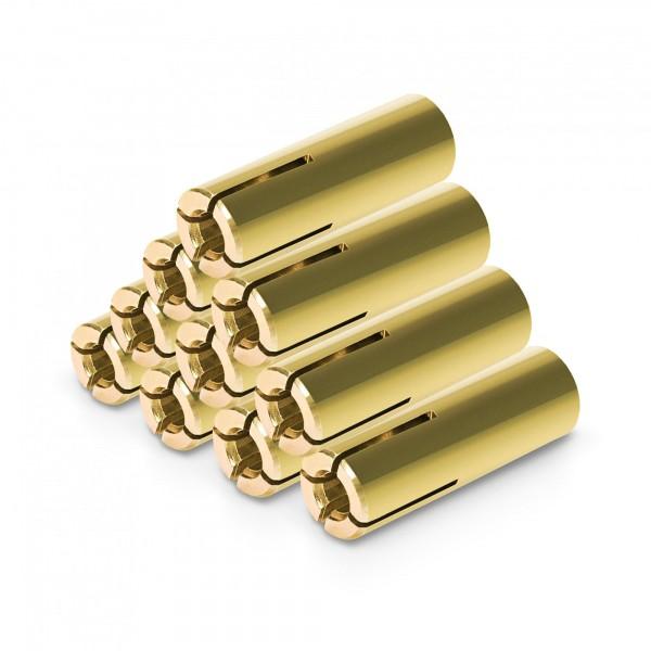 10er Pack Beton-Einschlaganker mit M8 Innengewinde