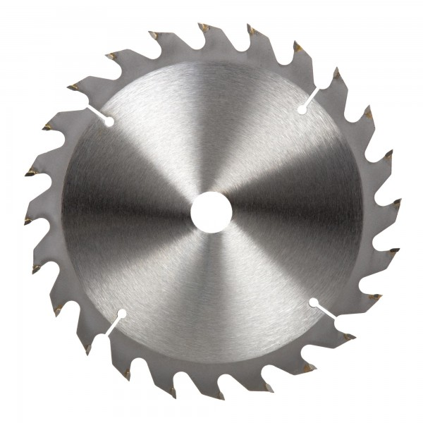 185 mm Hartmetall Kreissägeblatt - 24 Zähne