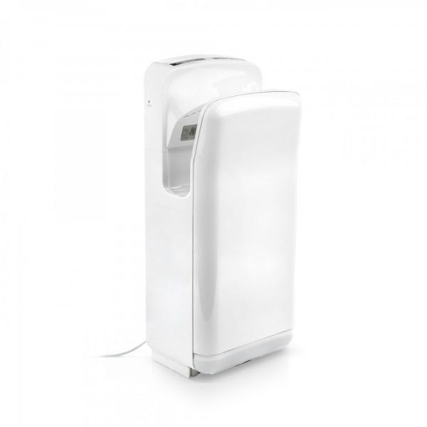 Elektrischer Profi Händetrockner mit HEPA-Filter - 1650 Watt - weiß