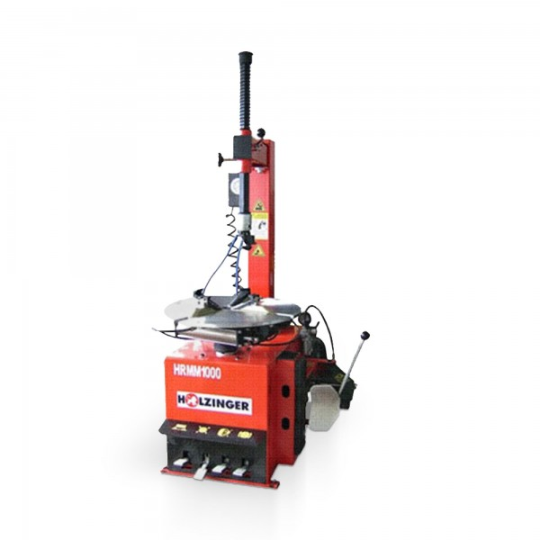 """Holzinger Radmontagemaschine HRMM1000 - 1100 W bis 23"""" Felgengröße"""