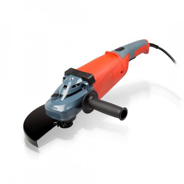 2350 Watt Winkelschleifer - 230 mm mit Sanftanlauf