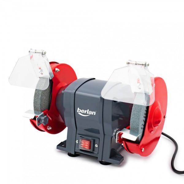 Berlan Doppelschleifer - 250 Watt / 150 x 20 mm