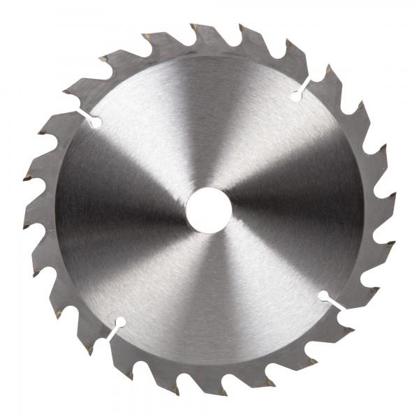 210 mm Hartmetall Kreissägeblatt - 24 Zähne