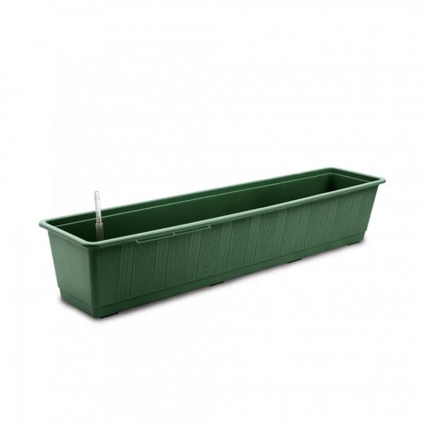 Bewässerungskasten 80 cm AquaGreen dunkelgrün