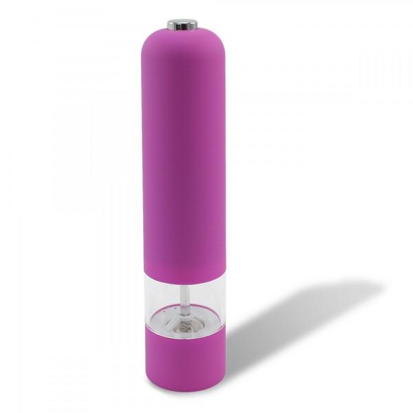 Elektrische Gewürzmühle - Pink - 22,5 x 5 cm