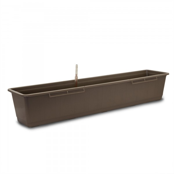 Bewässerungskasten 100 cm AquaGreen plus taupe