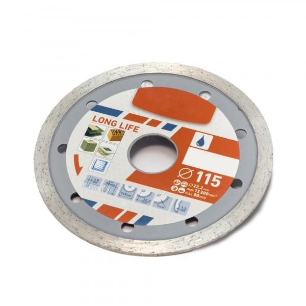 Diamant Trennscheibe FLIESEN PREMIUM - 115 mm