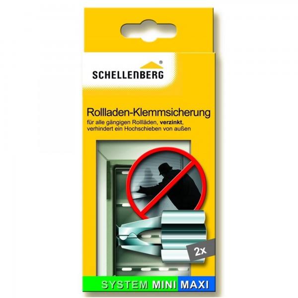 Rollladen Klemmsicherung für manuelle Rollläden - 1 Paar