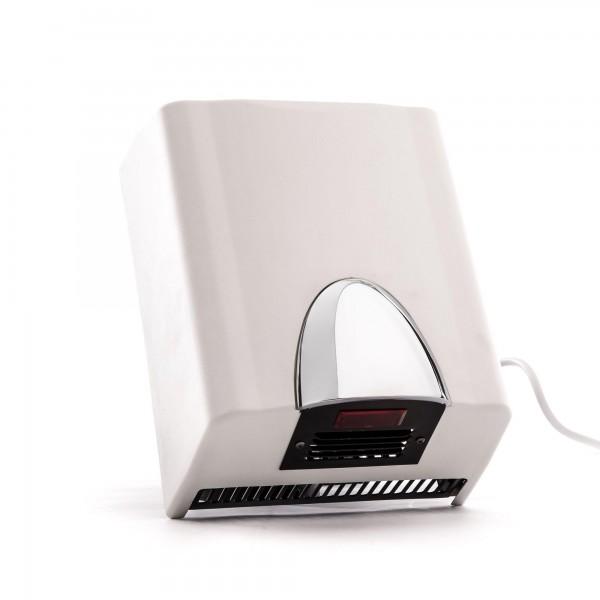 Elektrischer Händetrockner aus Edelstahl - 1400 Watt