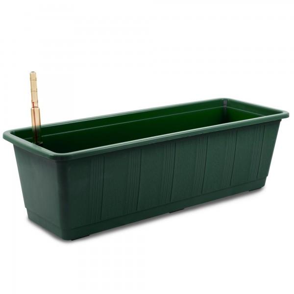 Bewässerungskasten 60 cm AquaGreen dunkelgrün