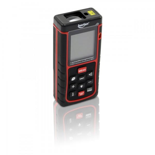 Berlan Laser Entfernungsmesser bis 80 Meter - BLEM80