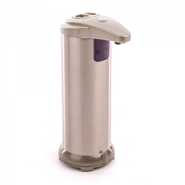 Infrarot Standseifenspender braun - 220 ml - 19 x 7 x 11,5 cm