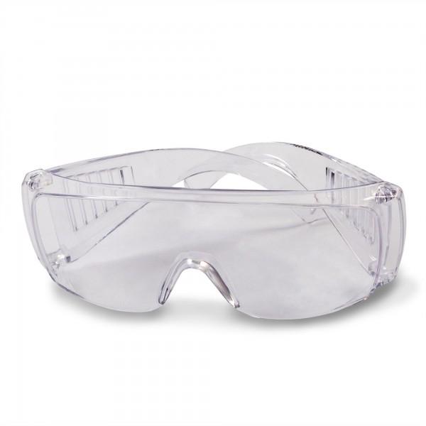 Schutzbrille nach EN166 - transparent