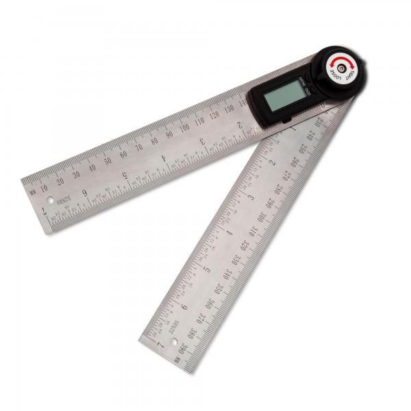 Digitaler Winkelmesser mit LCD Display - 200 x 35 mm