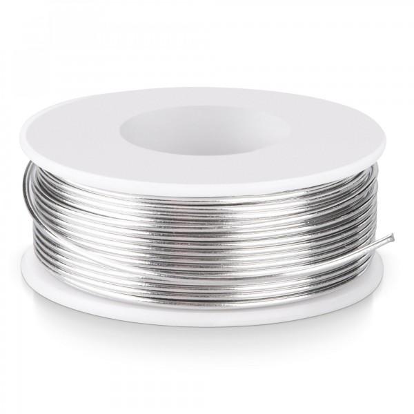 100 g Rolle Lötzinn für Lötkolben - 1 mm Durchmesser