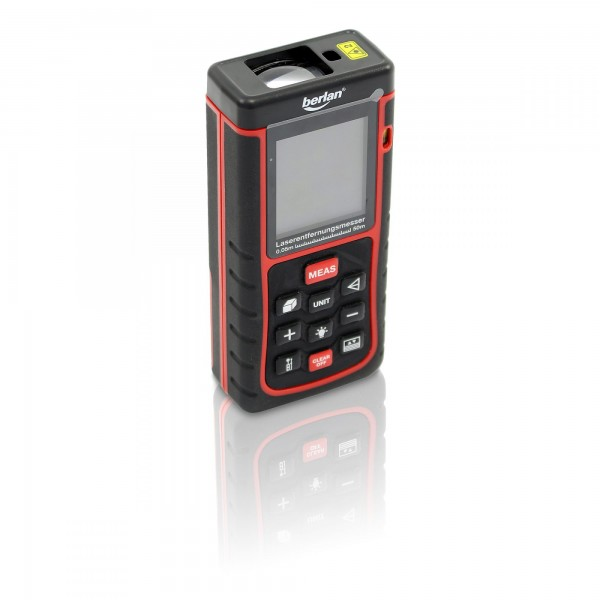 Berlan Laser Entfernungsmesser bis 50 Meter - BLEM50