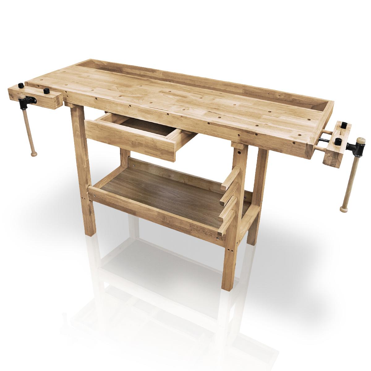 Hervorragend Holz Werkbank. Hobelbank | Werkbänke & Böcke | Werkstattausrüstung  TU39