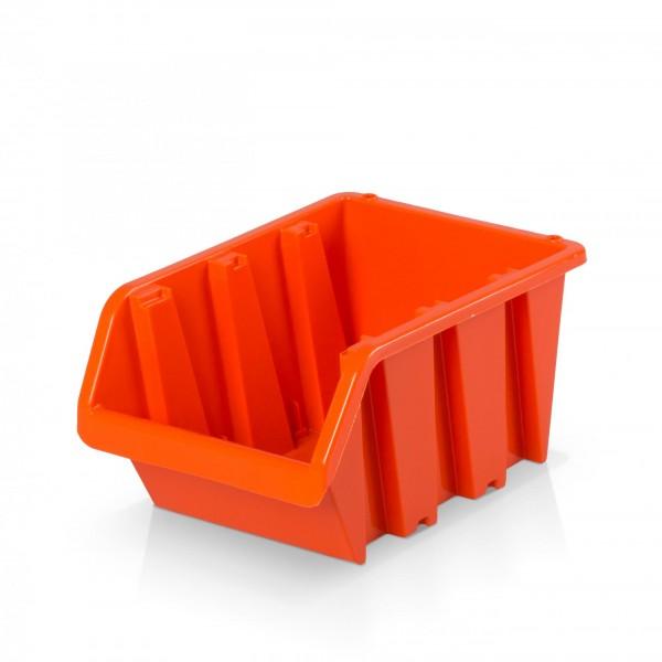 Lagerbox Größe 3 - rotbraun 12 x 19,5 x 9 cm
