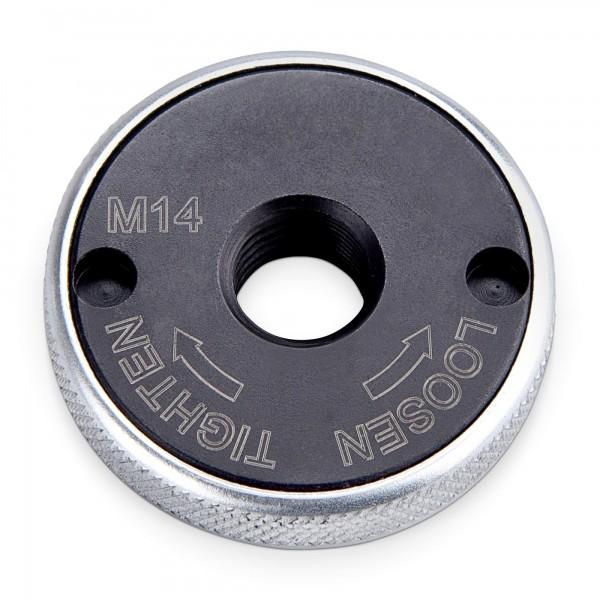 M14 Schnellspannmutter für Winkelschleifer ab 1000W - 46,9mm