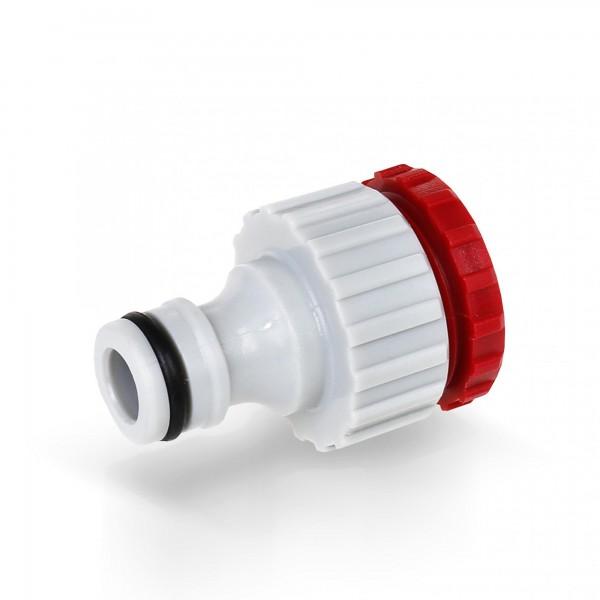 Berlan Hahnstück für Wasserhahn 1/2 + 3/4'' Zoll - RED LINE -