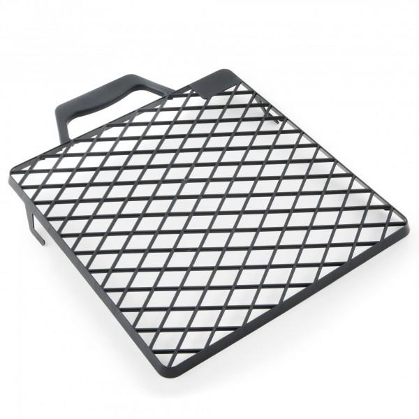 Kunststoff Abstreifgitter für Farbrollen bis 25 cm Breite - schwarz