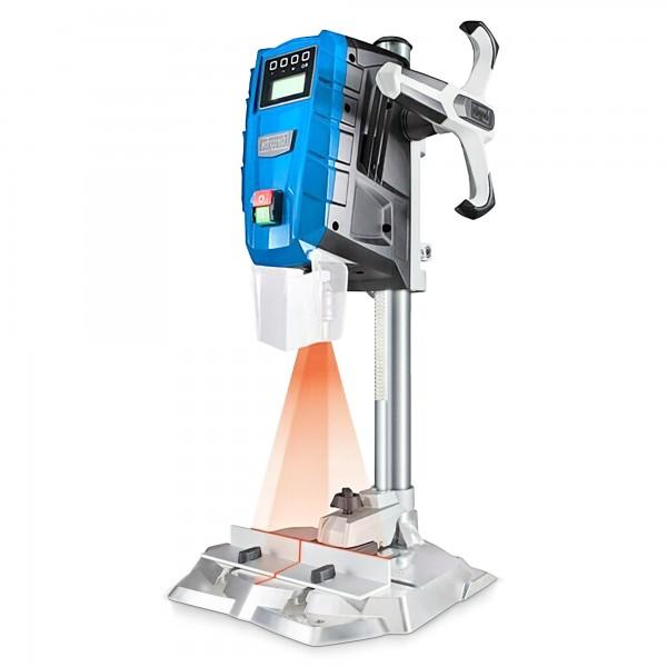 Tischbohrmaschine 710 Watt mit Laser und Digital-Display