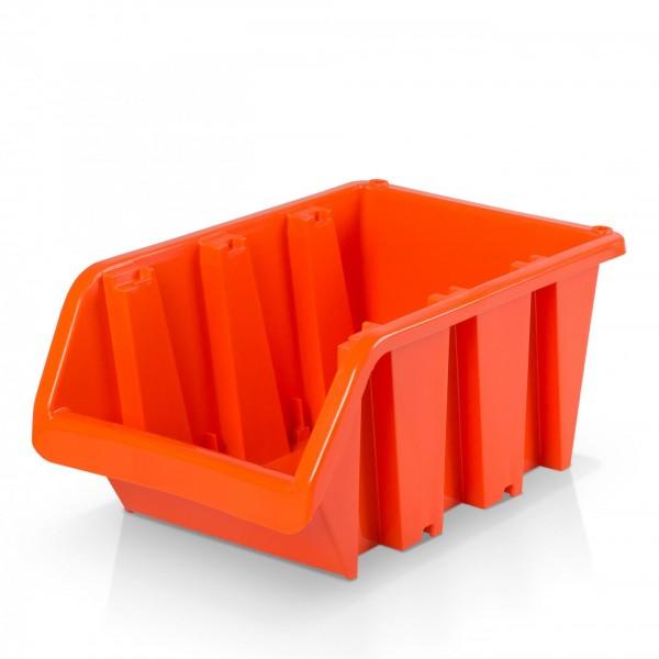 Lagerbox Größe 6 - rotbraun 24 x 39 x 18 cm