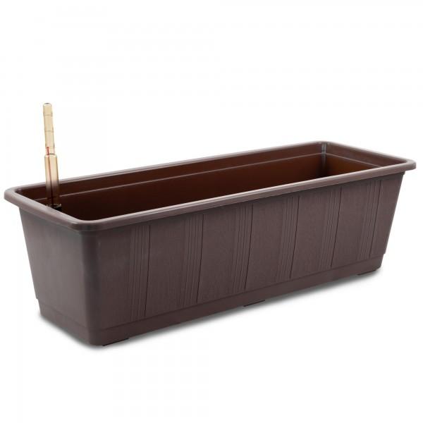 Bewässerungskasten 60 cm AquaGreen braun