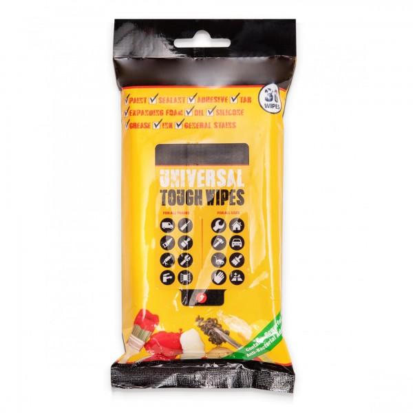 30 x Allzweck Reinigungstücher mit Aloe Vera - antibakteriell - strapazierfähig