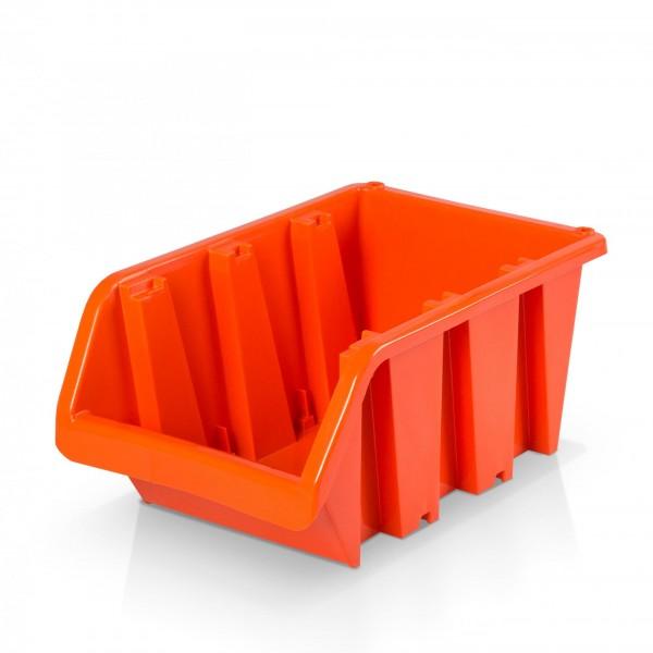 Lagerbox Größe 5 - rotbraun 20 x 29 x 15 cm