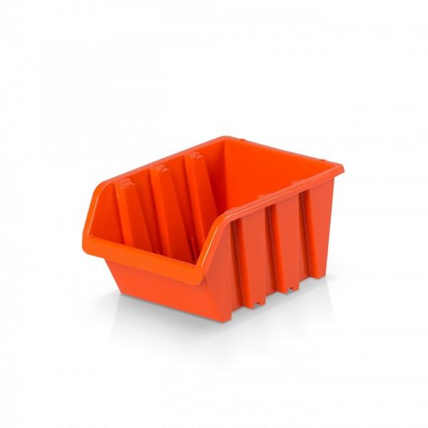 Lagerbox Größe 1 - rotbraun 8 x 11,5 x 6 cm