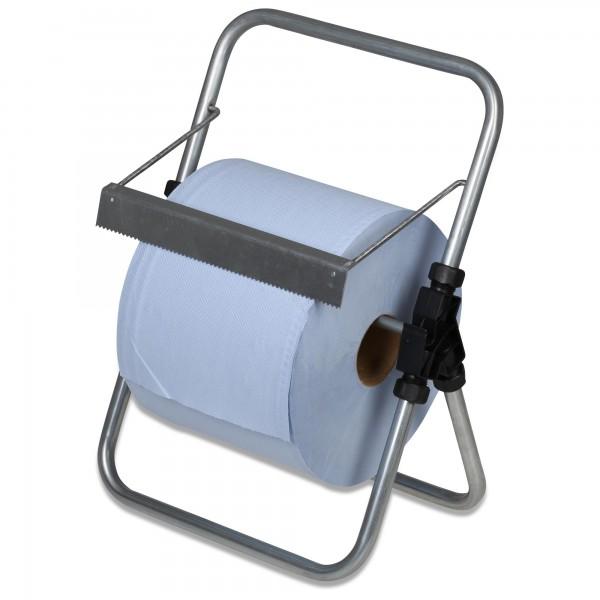 Papierrollenständer 30 cm stationär