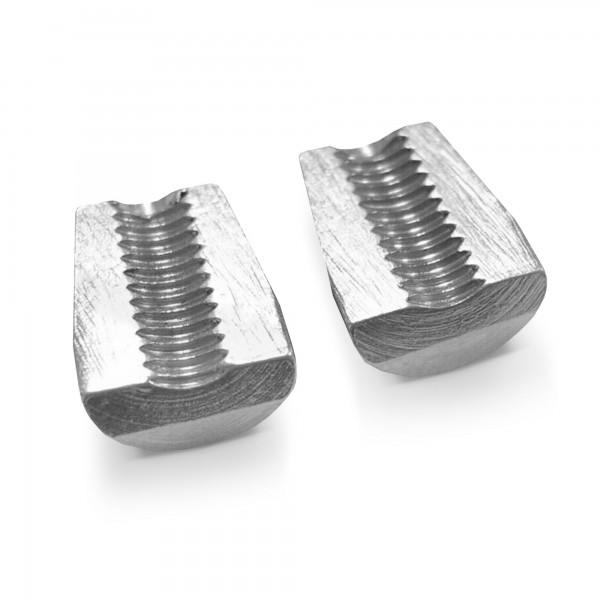 Berlan 1 Paar Ersatzbacken für Druckluft Nietzange BDLNZ86