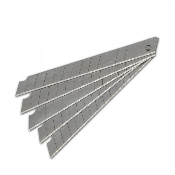 5 Stück Abbrechklingen für Cuttermesser - 9 mm