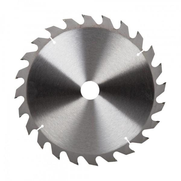 250 mm Hartmetall Kreissägeblatt - 24 Zähne