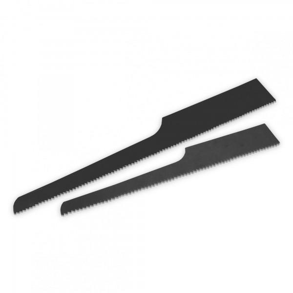 Berlan 2 Sägeblätter (18 + 24 Zähne) für Druckluft Karosseriesäge