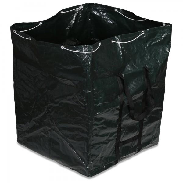 Berlan PVC Gartenabfallsack 270 Liter mit Kordel - faltbar