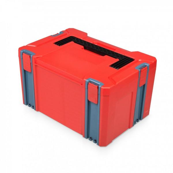 System Werkzeugbox - Größe L - 443 x 310 x 248 mm - stapelbar