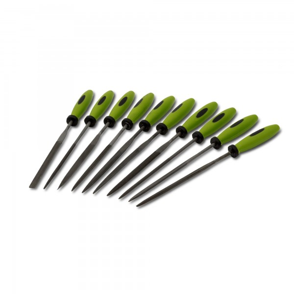10 tlg. Nadelfeilensatz - 150 mm