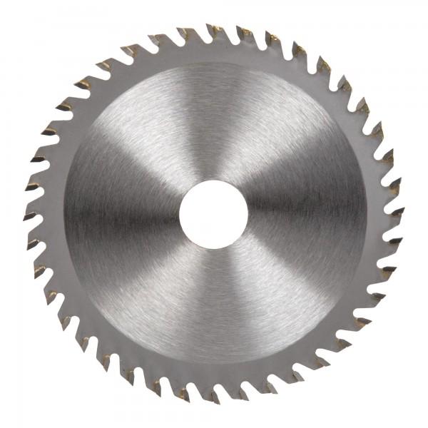 125 mm Hartmetall Kreissägeblatt - 40 Zähne