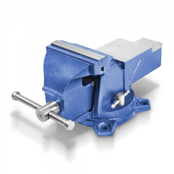 Berlan Parallel - Schraubstock 150 mm - 19 kg / drehbar